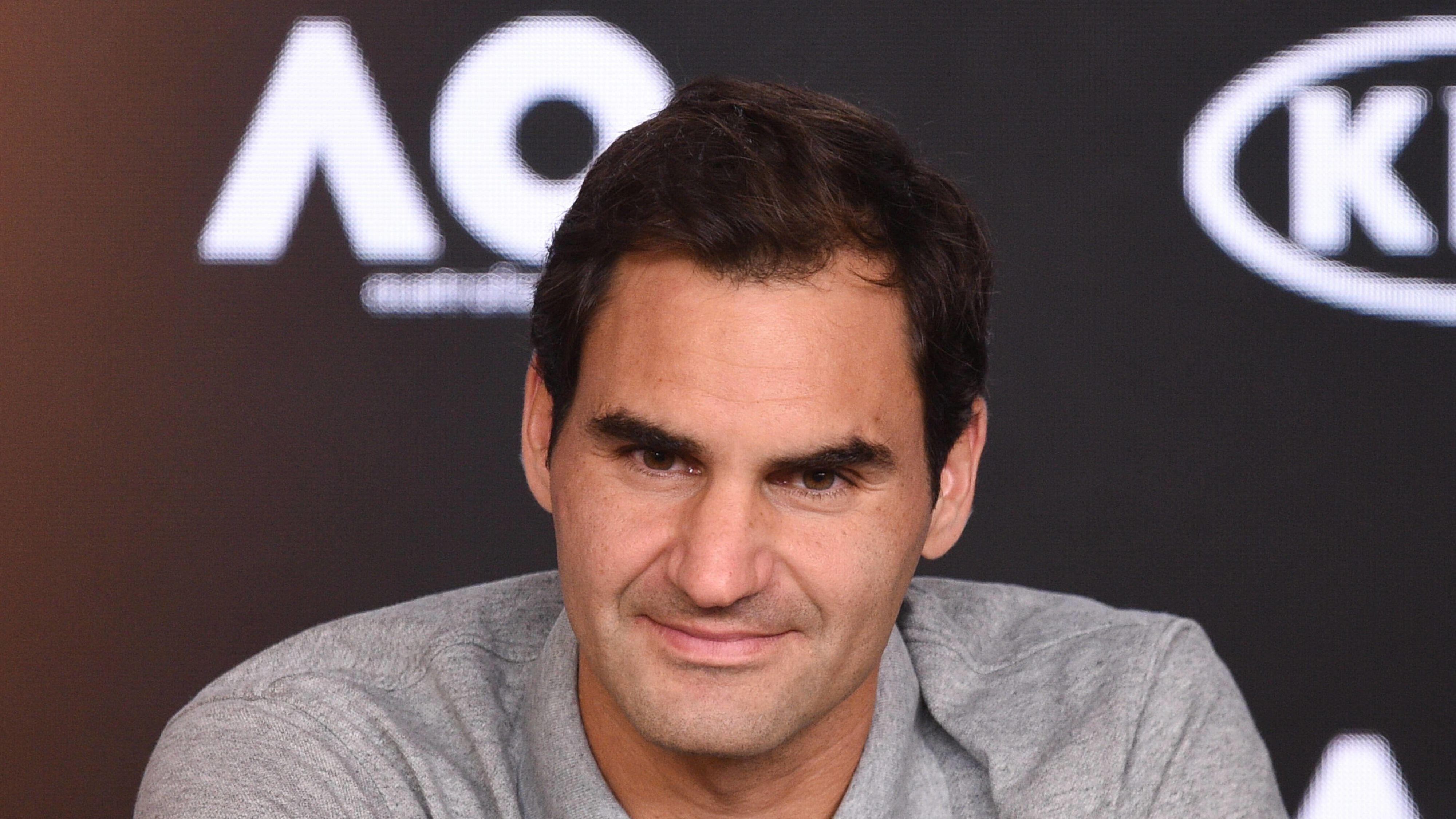 Roger Federer nach langer Pause: Ich hoffe, ich kann es
