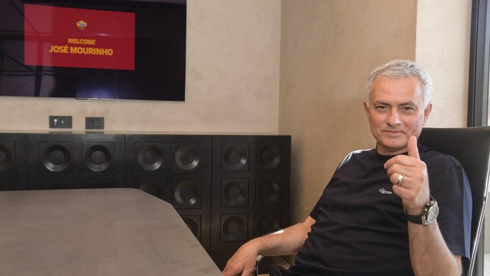 José & # 233;  Mourinho