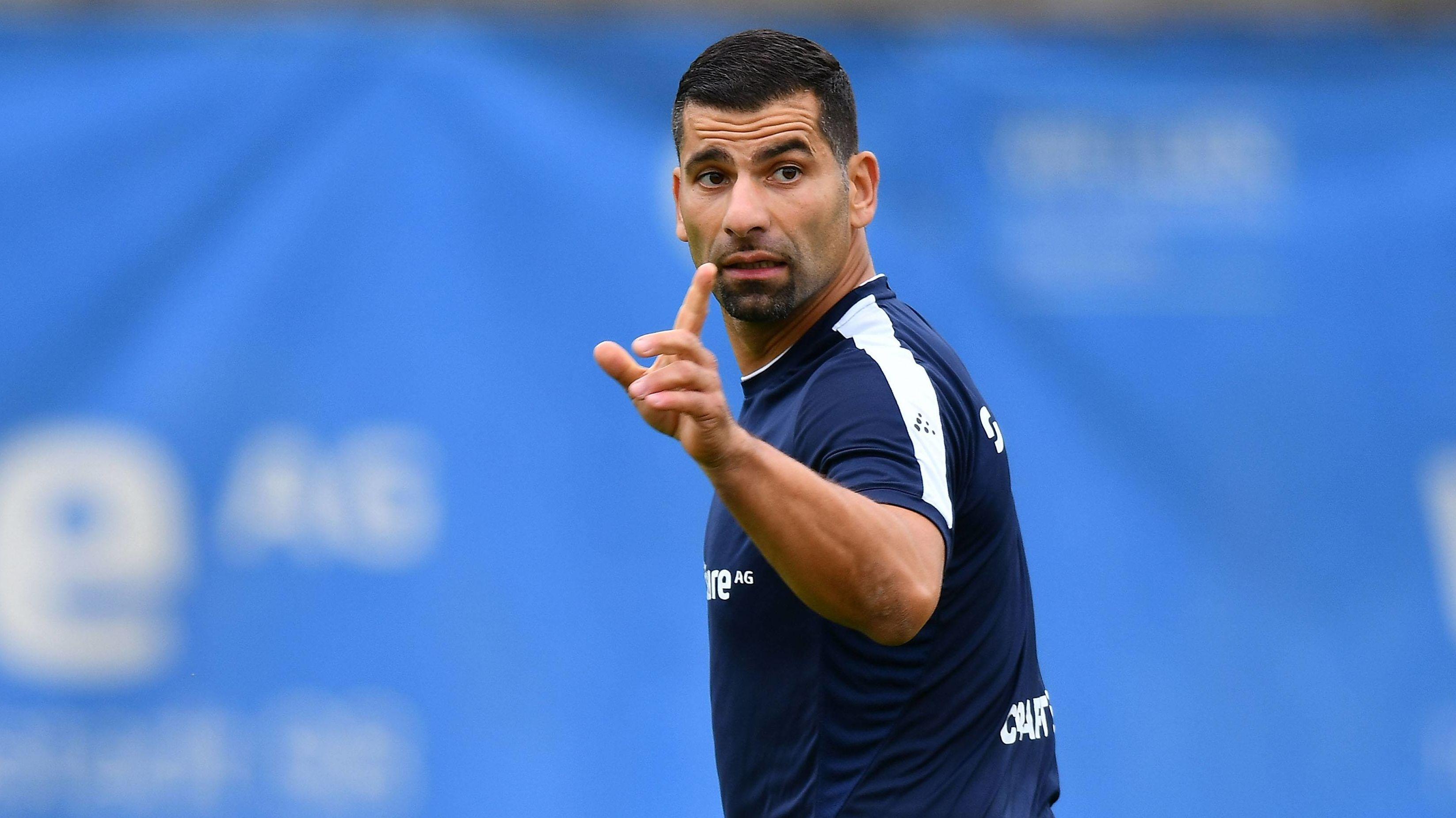 "2. Bundesliga, SV Darmstadt 98 - Dimitrios Grammozis: ""Haben das Spiel verdaut"" - kicker"