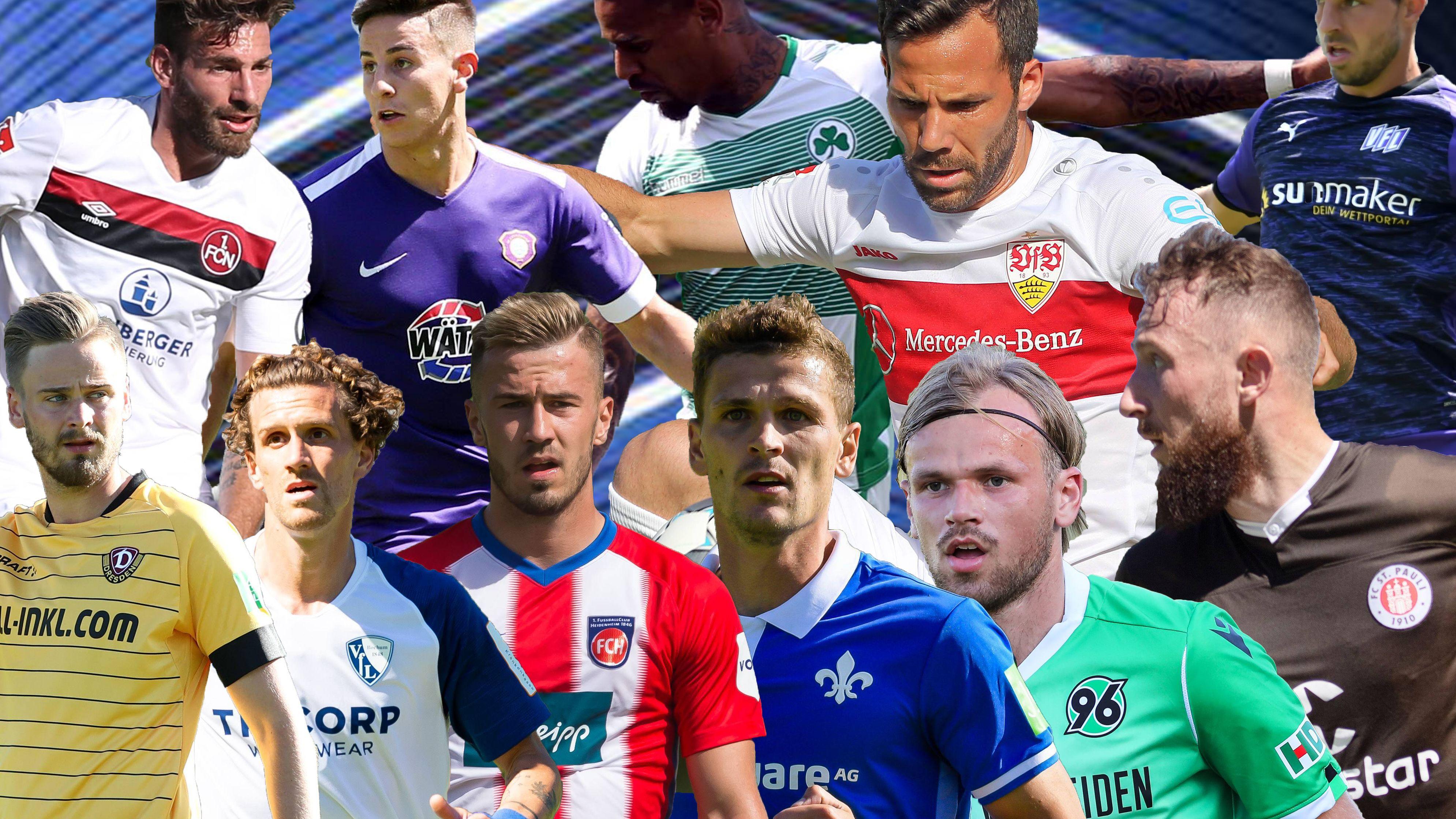 Die Trikots der Zweitligisten für die Saison 2019/20 - 2. Bundesliga | Bildergalerie - kicker