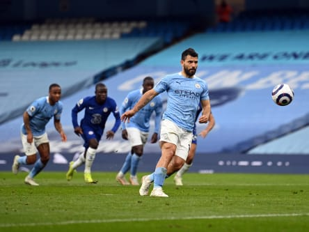 Panenka breakdown: If Aguero had made it 2-0 with a penalty, the league game would have gone sovereign to ManCity.