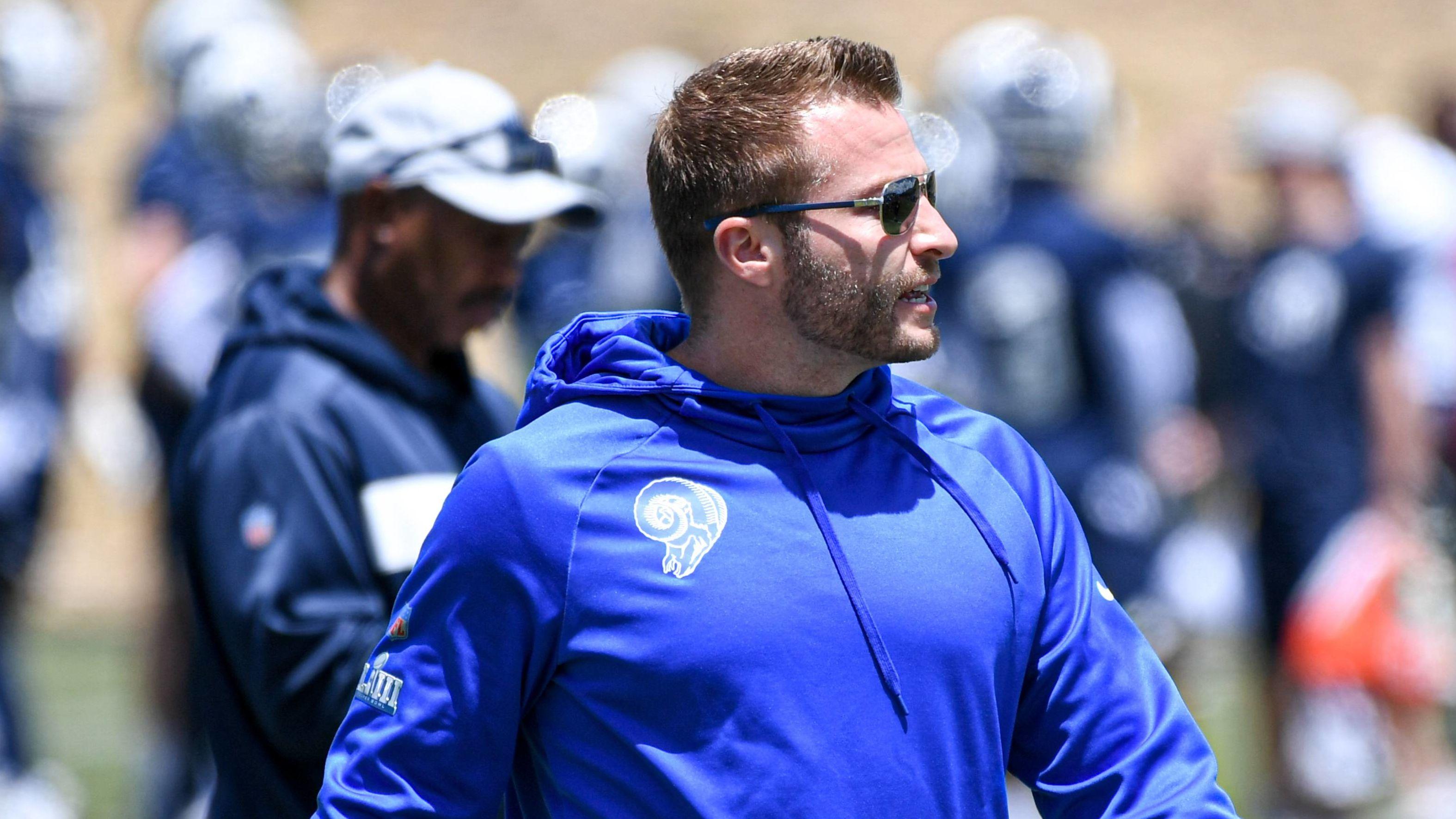 Vertragsverlängerung hoch zwei: Rams und Steelers binden Trainer - Head Coaches McVay und Tomlin bleiben ihren Franchises treu
