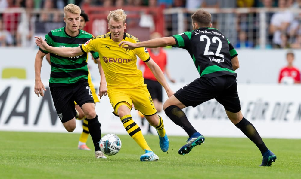 Freundschaftsspiele Bundesliga