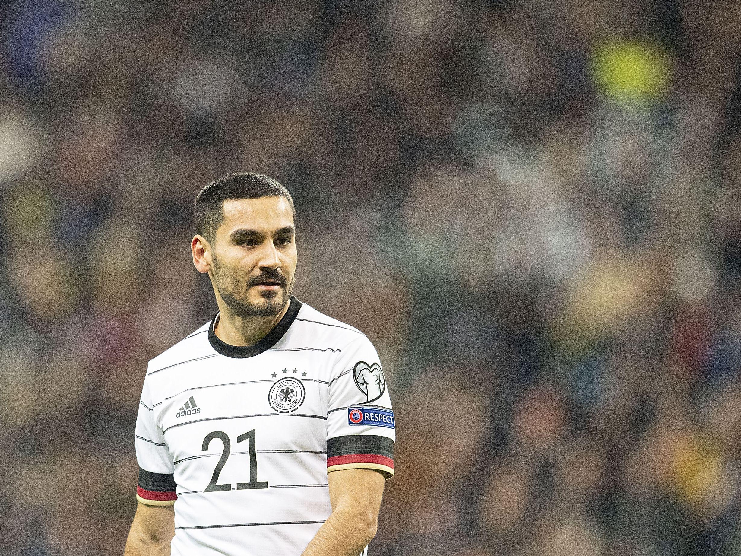 Ilkay Gündogan ist deutscher Nationalspieler.
