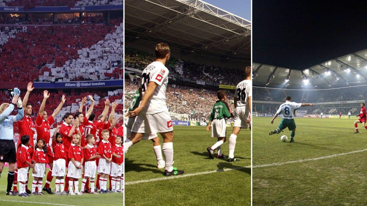 Freiburg vor Stadion-Premiere: So liefen andere Umzüge