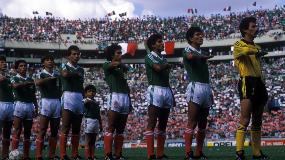 Mexikanische Fußballnationalmannschaft