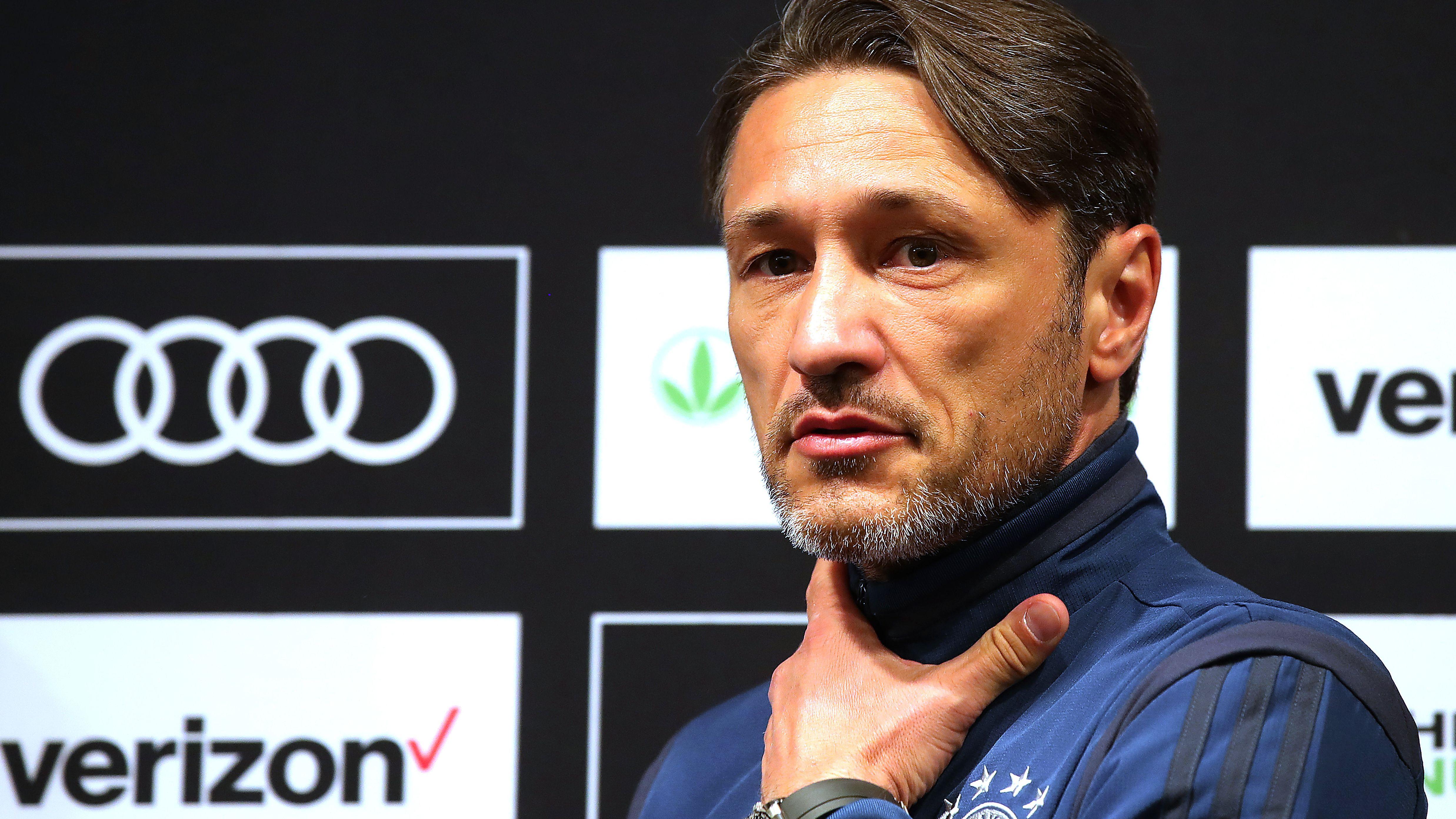 "Kovac: ""Jeder kämpft um seinen Platz"" | Bundesliga - kicker"