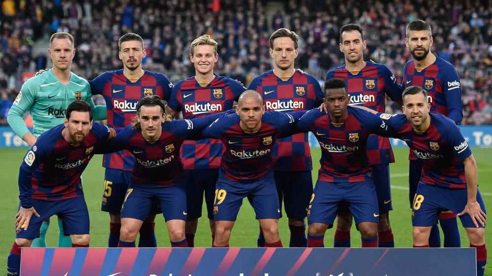 Heimspiele Barcelona