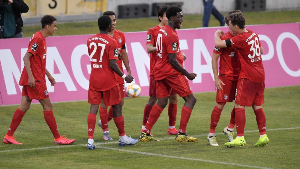 Kann Bayern 2 In Die Zweite Bundesliga Aufsteigen