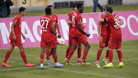Darf Bayern 2 In Die Zweite Liga Aufsteigen