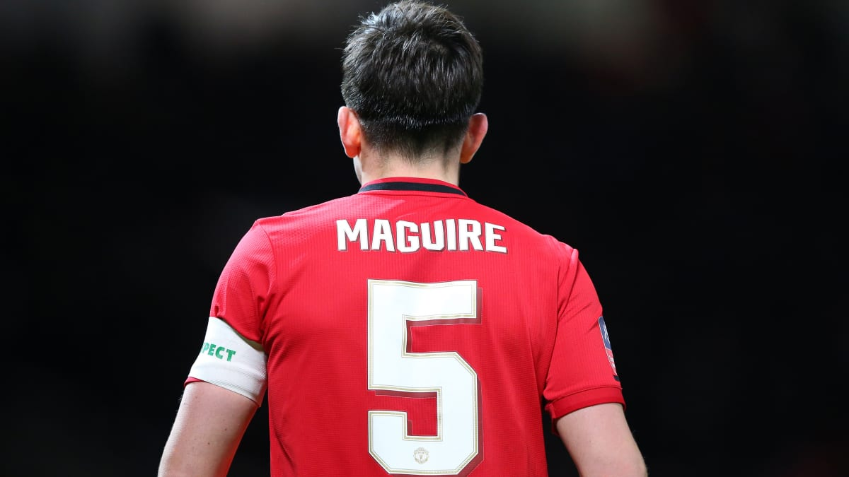 Nach fünf Monaten: Maguire neuer Kapitän von Manchester United - kicker