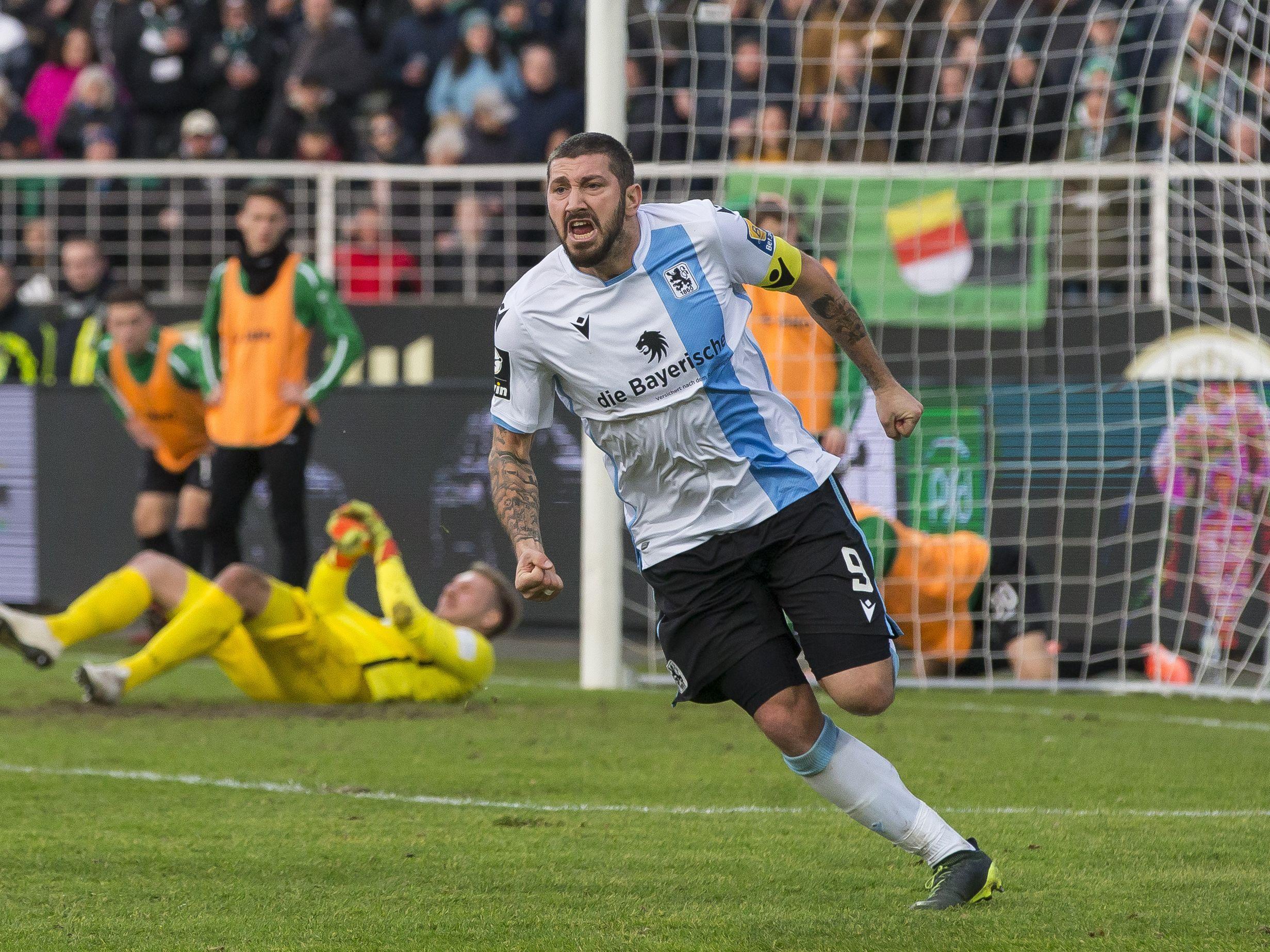 Sascha Mölders (TSV 1860 München)