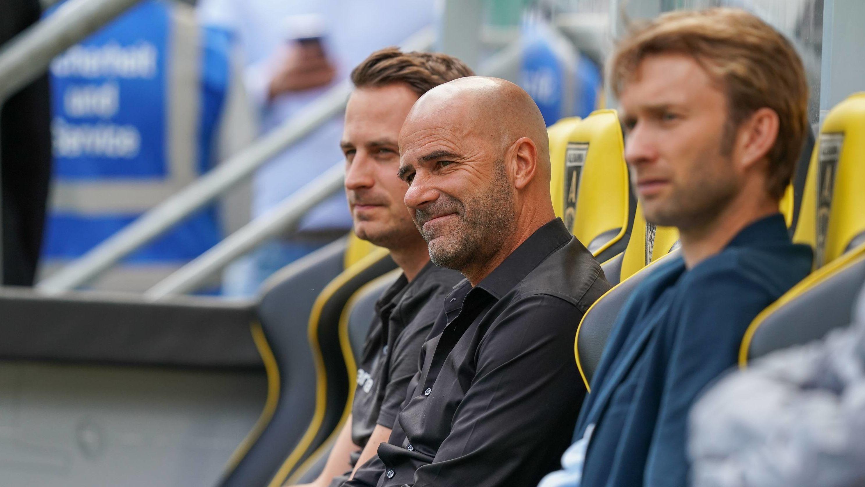 """Bundesliga, Bayer Leverkusen - Die Bosz-Prognose: """"Die Fans werden ihren Spaß haben"""" - kicker"""