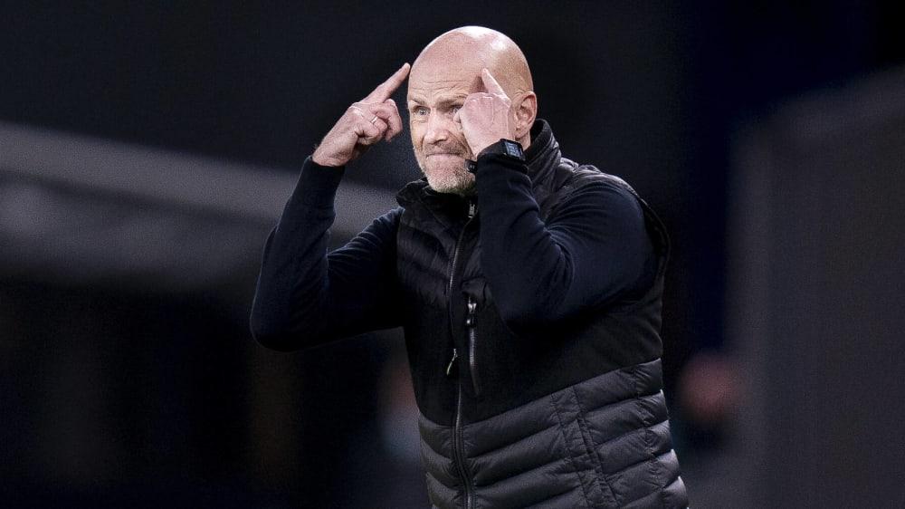 Neuer Nationaltrainer in Norwegen: Stale Solbakken.