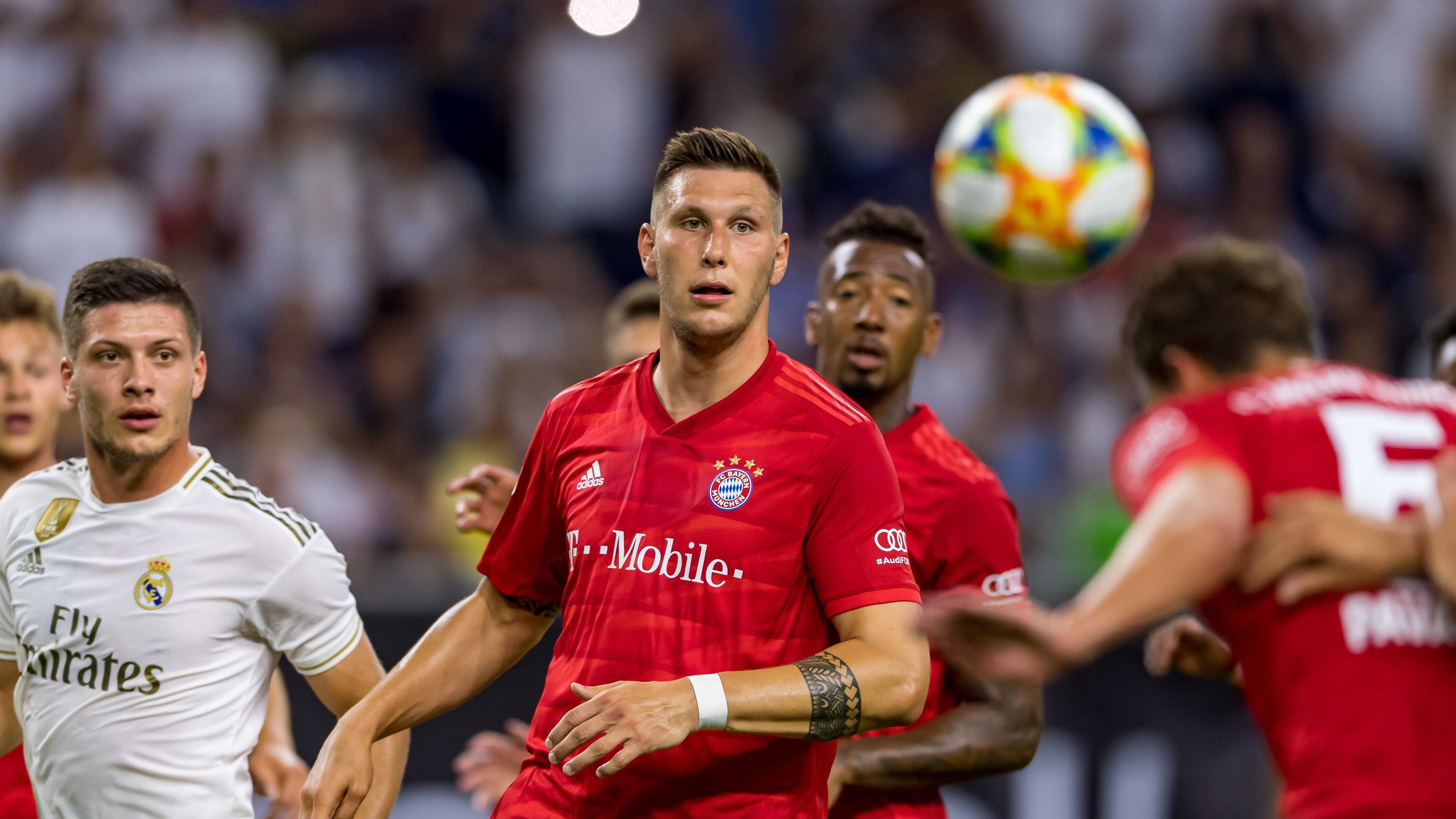 "Süle: ""Ich bin kein Fettsack"" | Bundesliga - kicker"