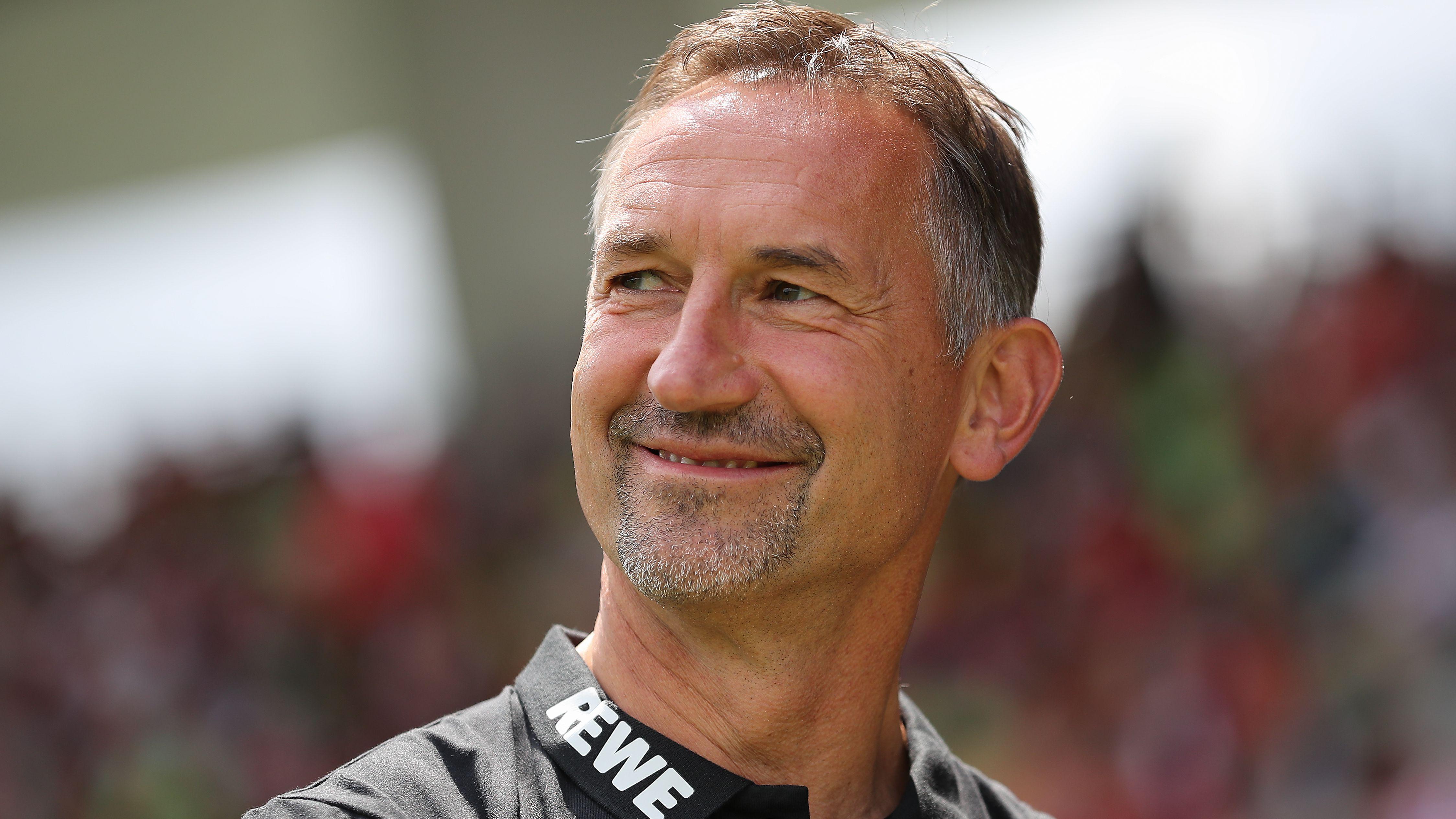 "Beierlorzer: ""Nahe am Optimum""   Bundesliga - kicker"