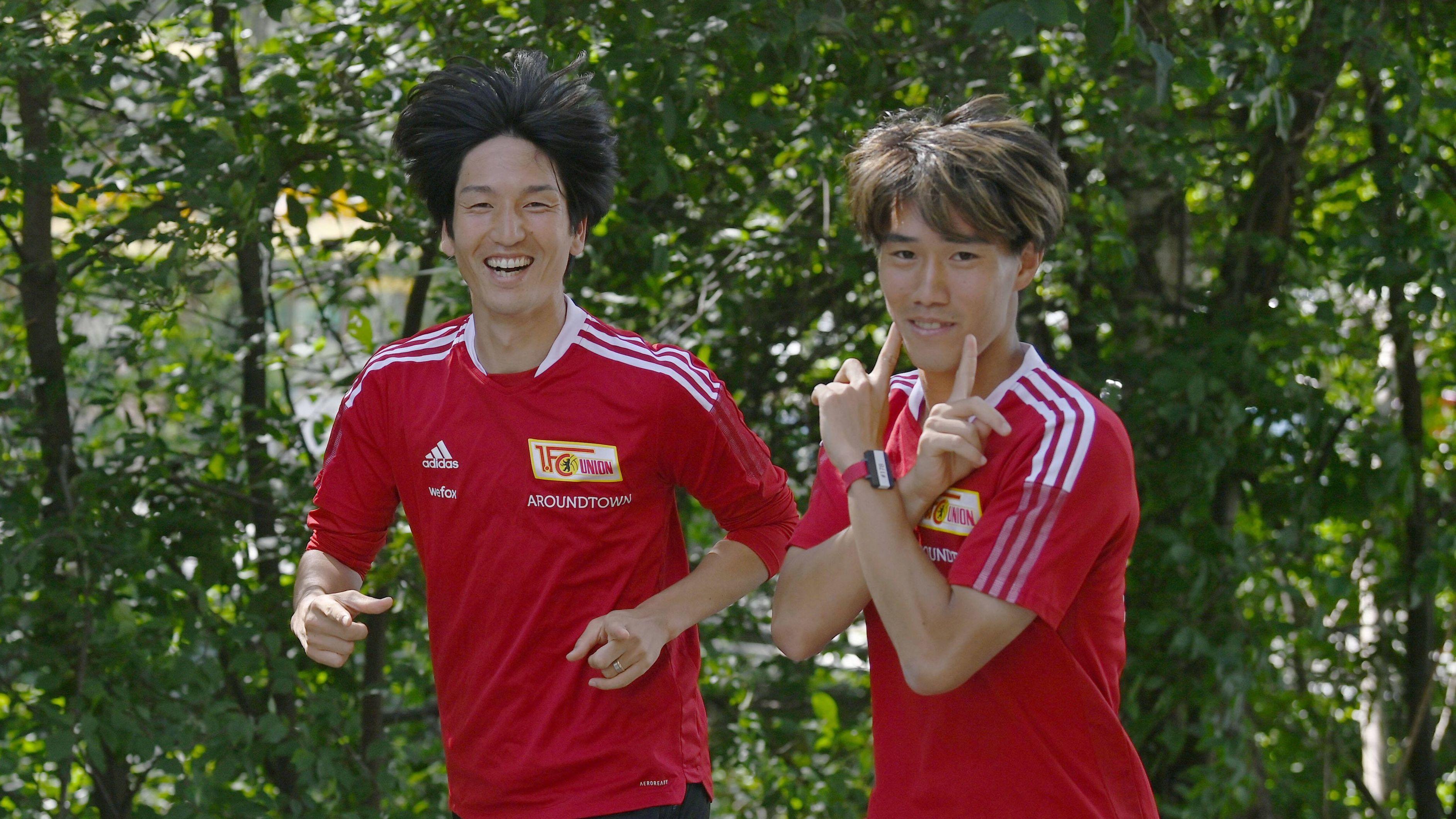 """Ex-Herthaner Haraguchi will sich als """"Roter"""" beweisen"""