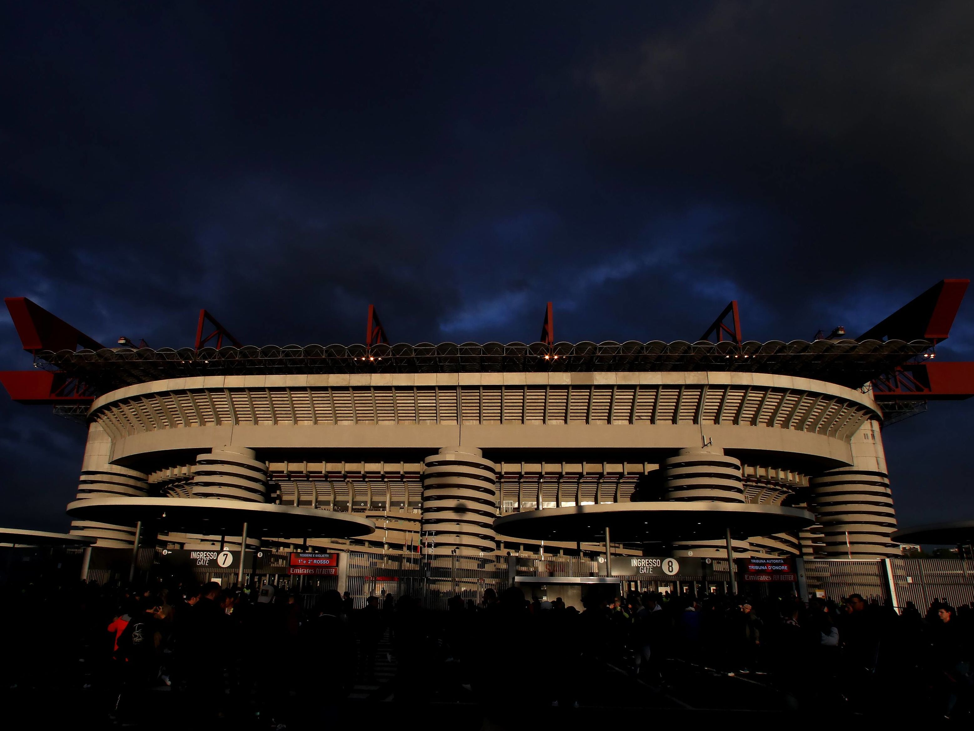 Giueseppe-Meazza-Stadion