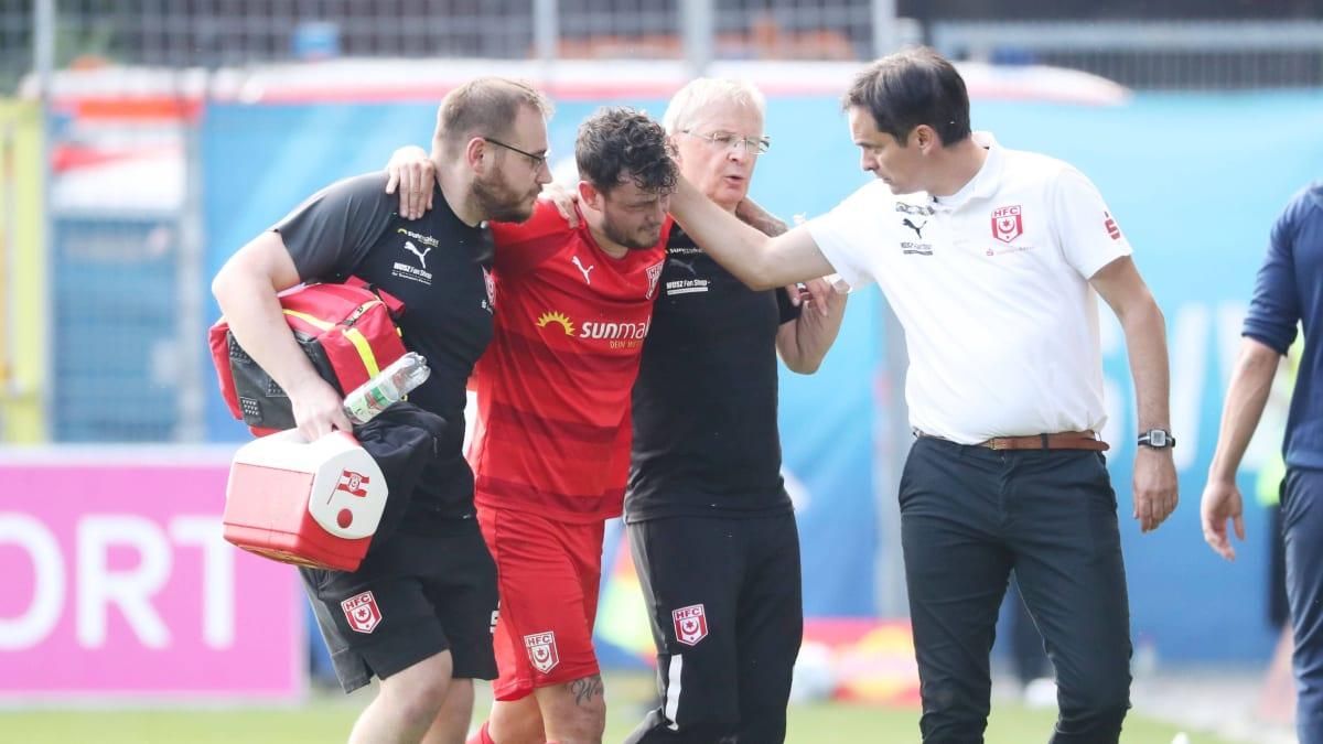 Trotz anhaltender Verletzungsmisere: Schnorrenberg vor Derby gegen Magdeburg kämpferisch