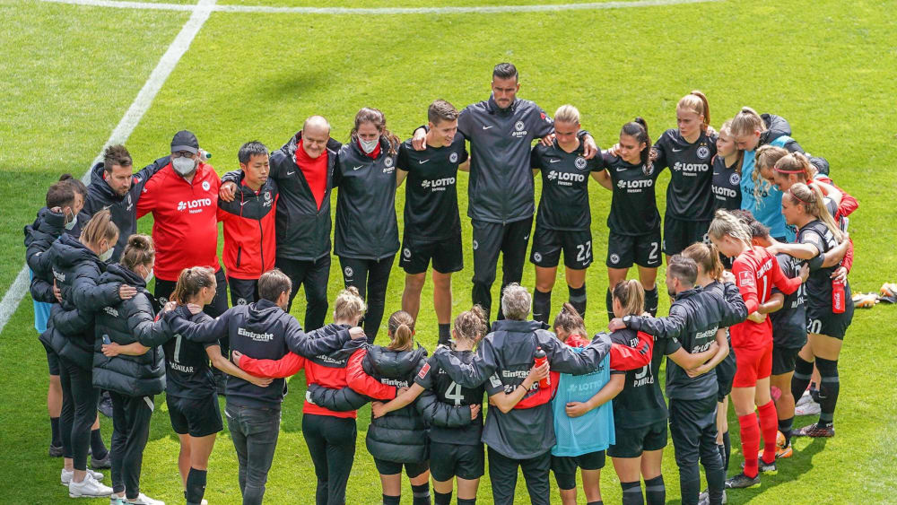 Eintracht Frankfurt trifft im Pokalfinale der Frauen auf