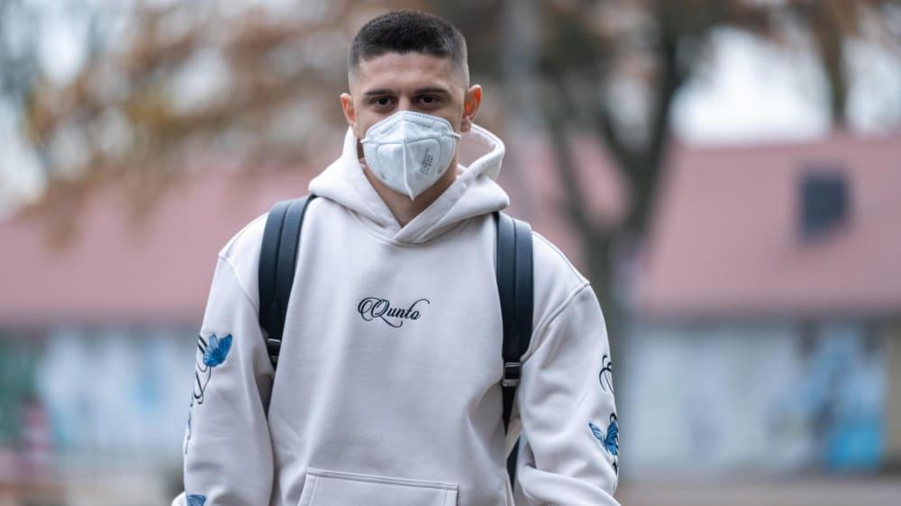Werder Bremen Milot Rashica Fallt Erneut Lange Aus Kicker
