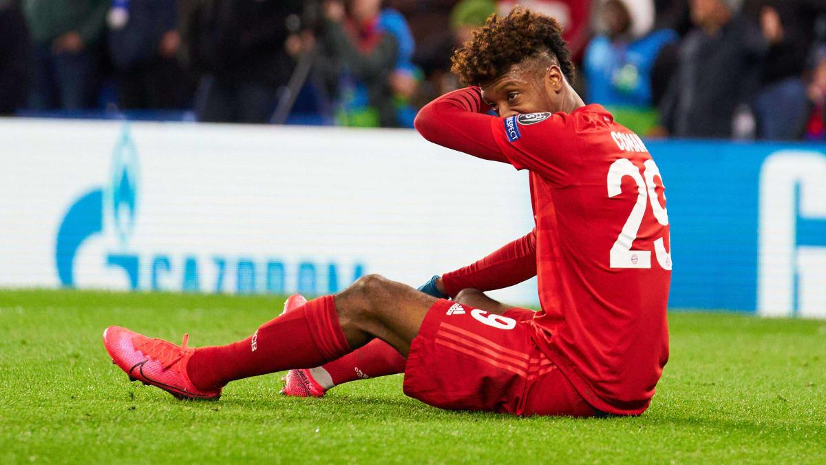 """Coman verletzt sich gegen Chelsea: """"Es ist nichts Schlimmes"""" - kicker"""