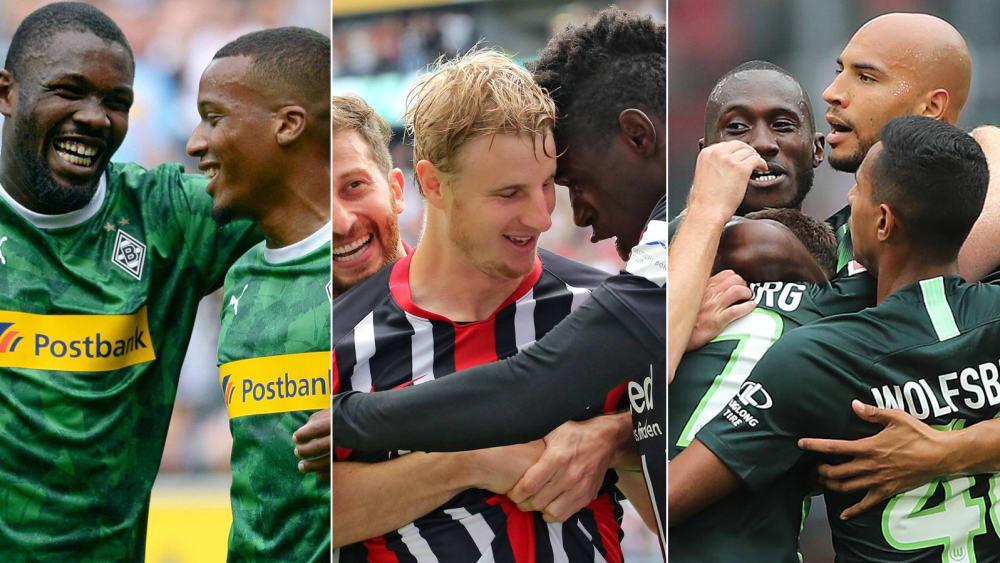 Wolfsburg Auslosung