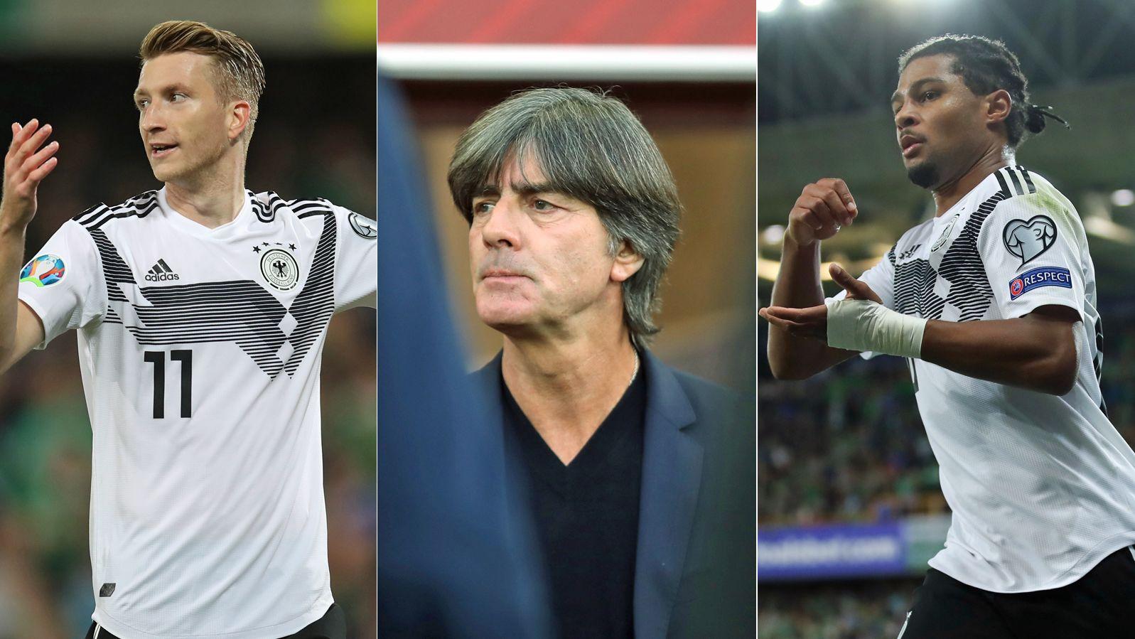 Reus fällt ab: Die kicker-Noten gegen Nordirland - Deutschland gewinnt Quali-Spiel 2:0