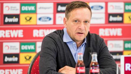 Horst Heldt Köln