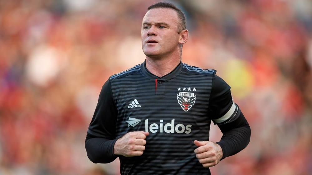 Rooney Wird 2020 Spielertrainer Bei Derby County Internationaler Fussball Kicker