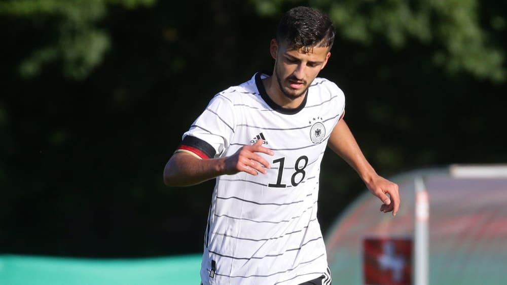 2:1 towards Portugal: German U19s prepared for showdown towards the Netherlands