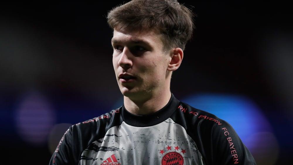 Lukas Schneller durfte in der vergangenen Woche sogar Champions-League-Luft schnuppern.