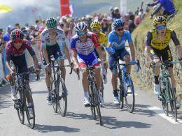 Die Top-Fahrer liegen dieses Jahr so eng wie schon lange nicht mehr beisammen: Wer trägt das Gelbe Trikot nach Paris?
