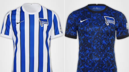 Hertha Neues Trikot