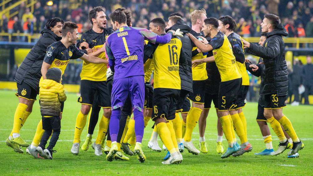 Championsleague Spieltag