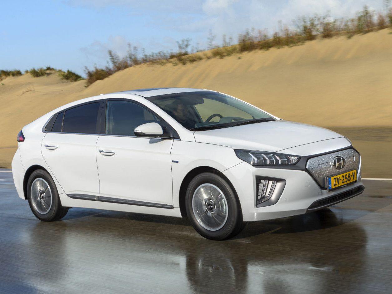 Hyundai Ioniq Elektro