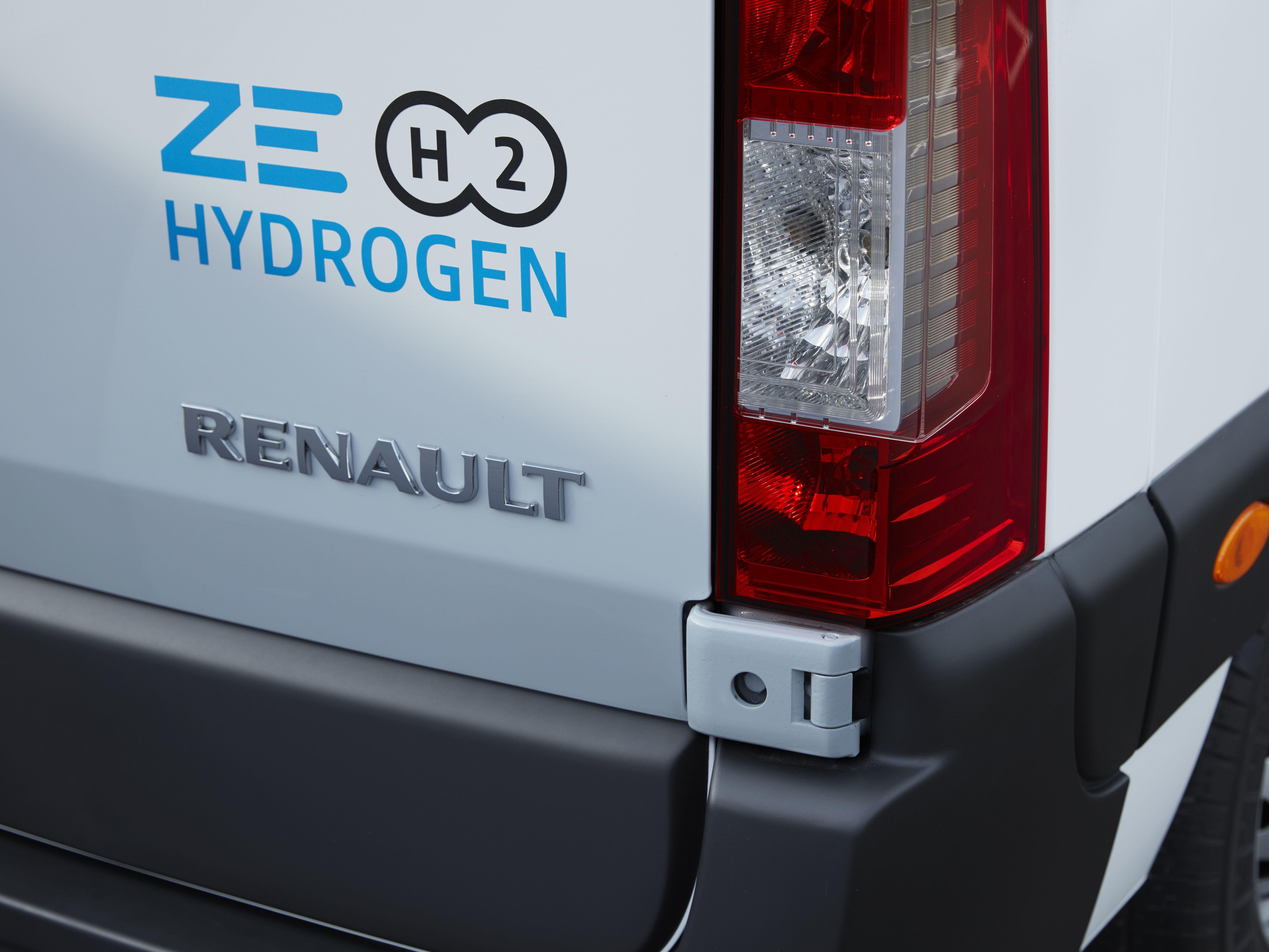 Renault Master Hydrogen