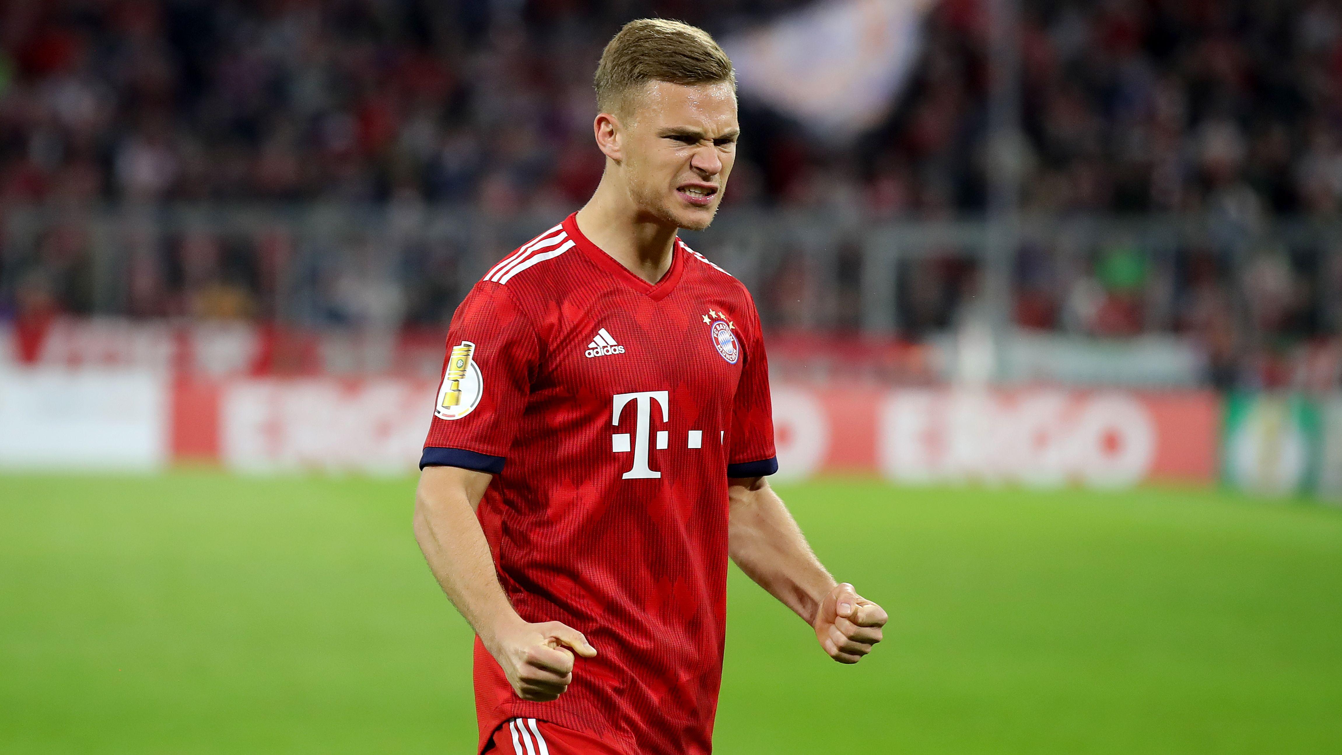 Trotz Schönheitsfleck: Kimmich zum dritten Mal Erster | Bundesliga - kicker
