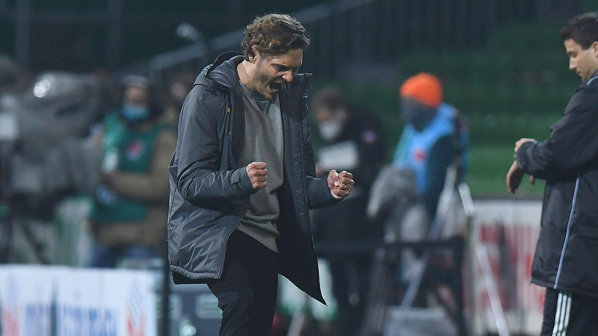 "Terzic sieht ""teilweise BVB-Fußball"" und lobt Moukoko"