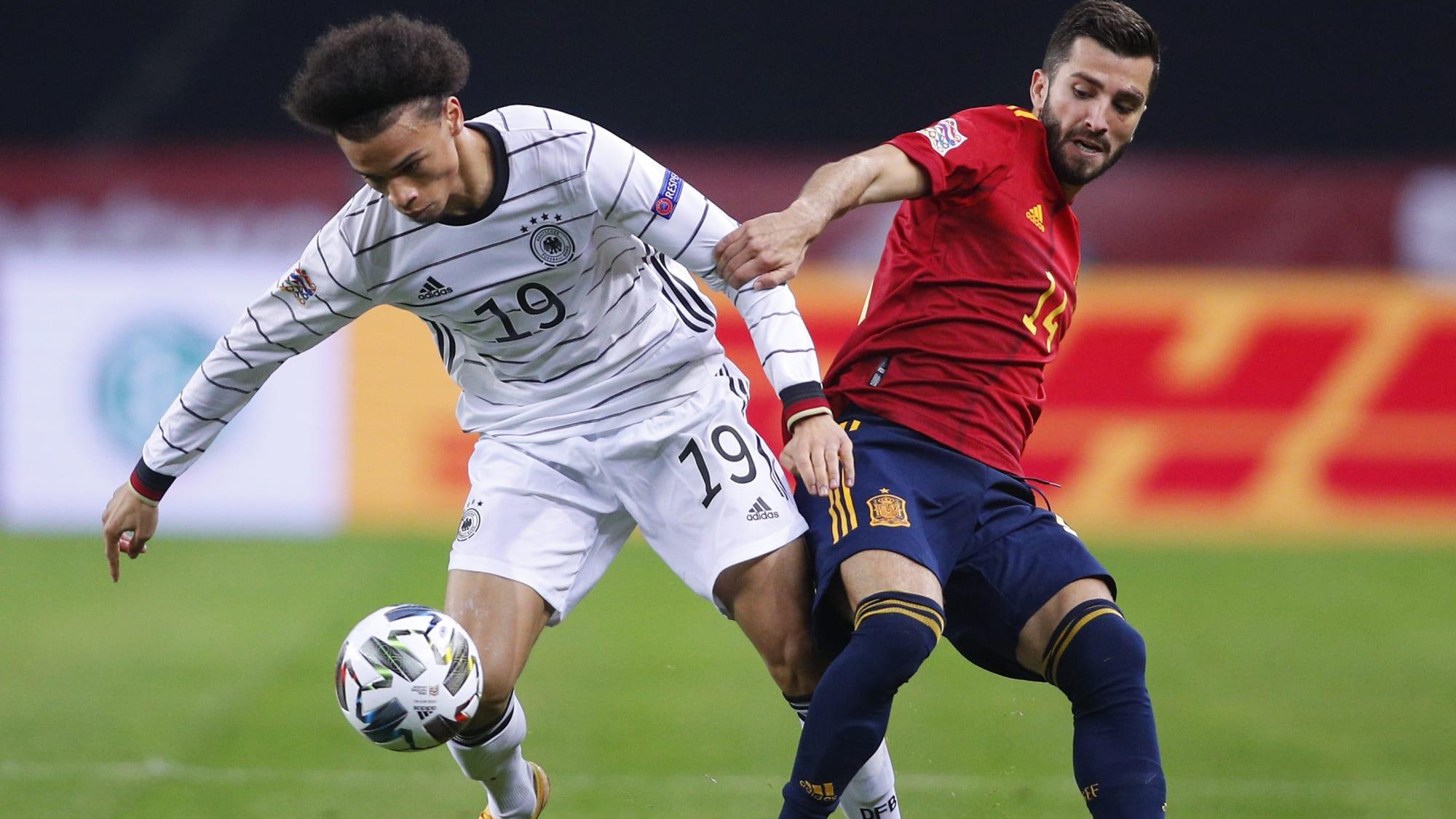 Kicker Spanien