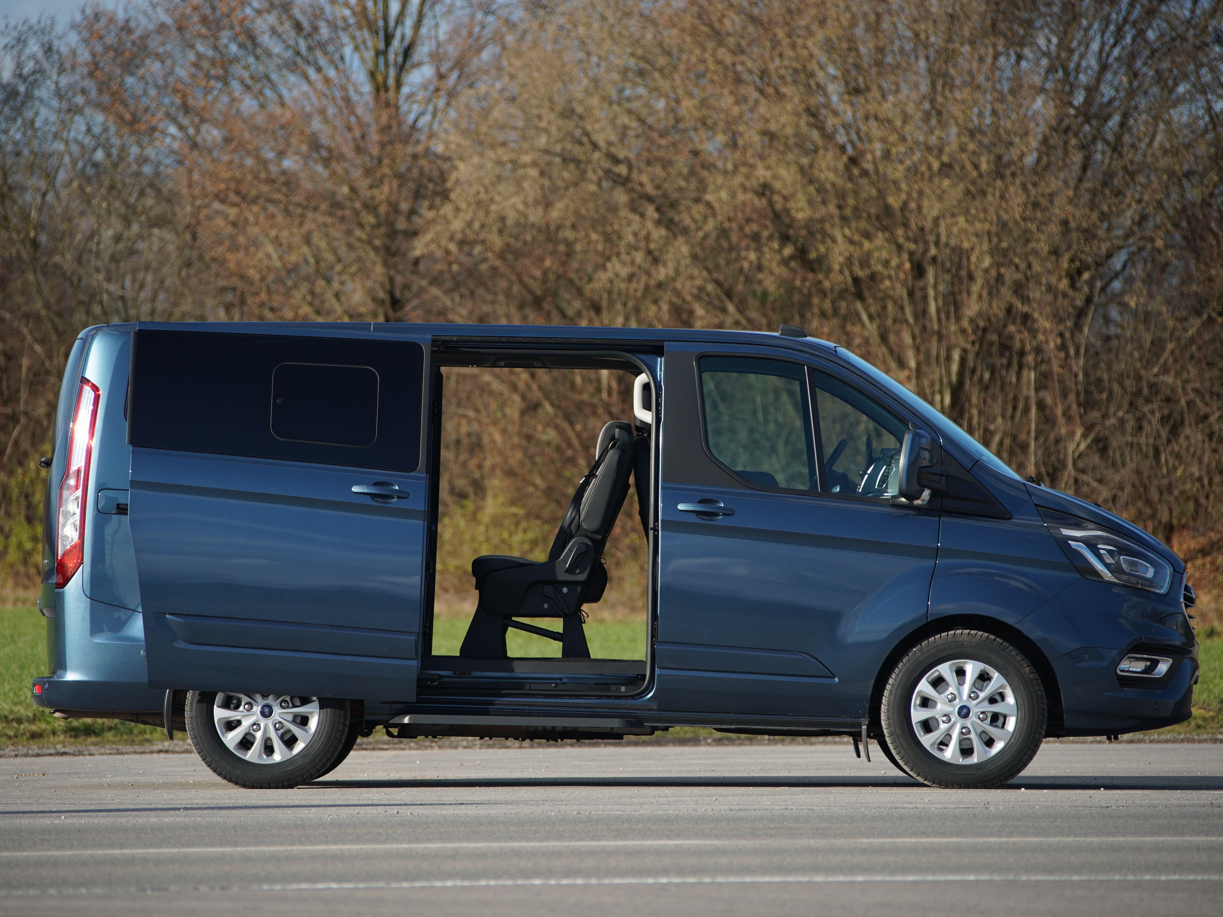 Ford Tourneo PHEV