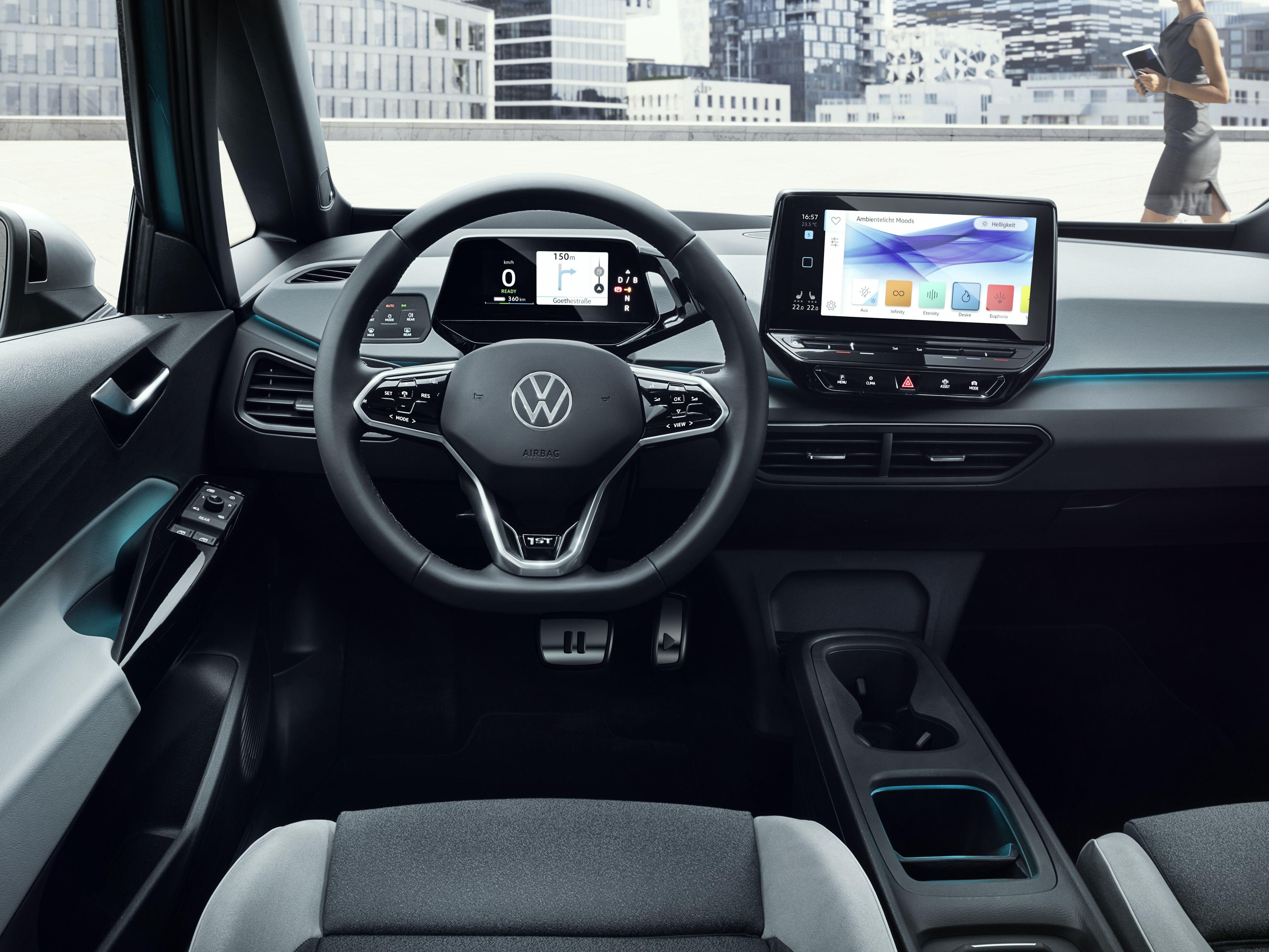 VW I.D.3 Innenraum