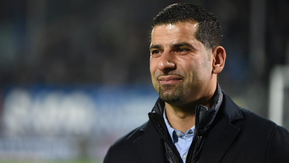 Soll Schalke 04 wieder stabilisieren: Dimitrios Grammozis.