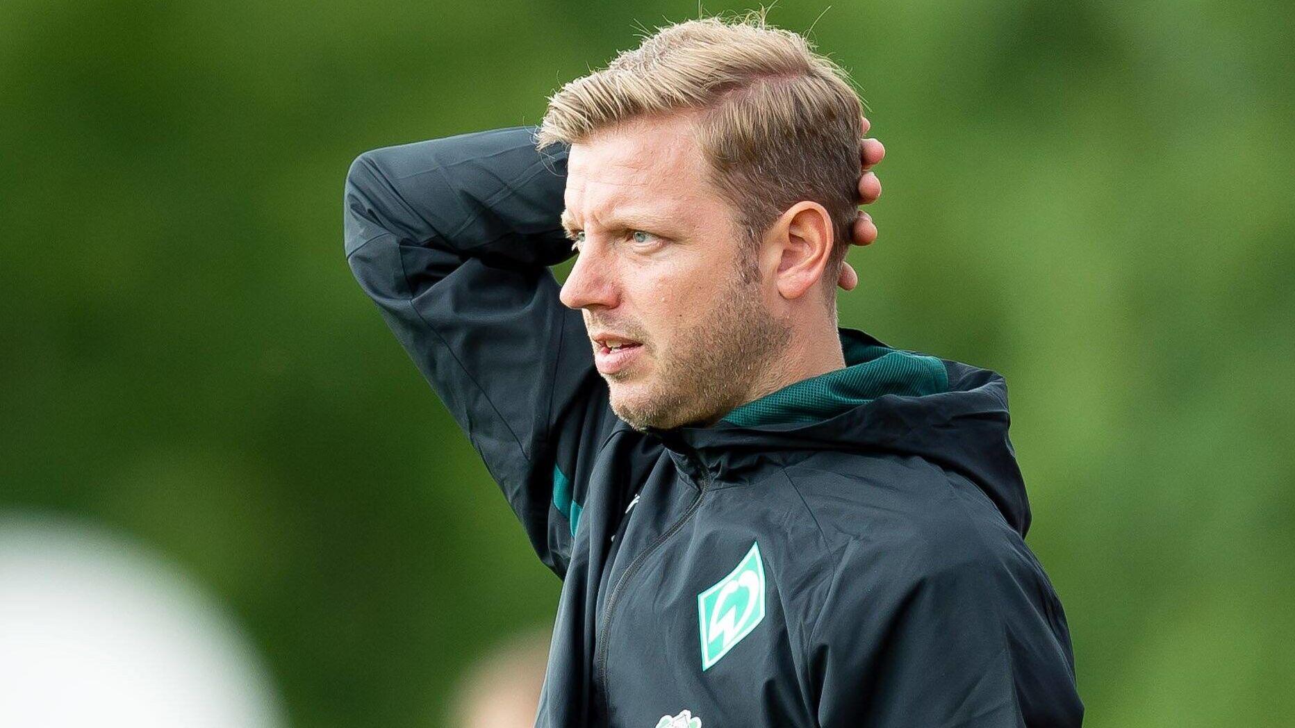 """Kohfeldts Sorge: """"Jetzt darf nicht mehr viel passieren""""   Bundesliga - kicker"""