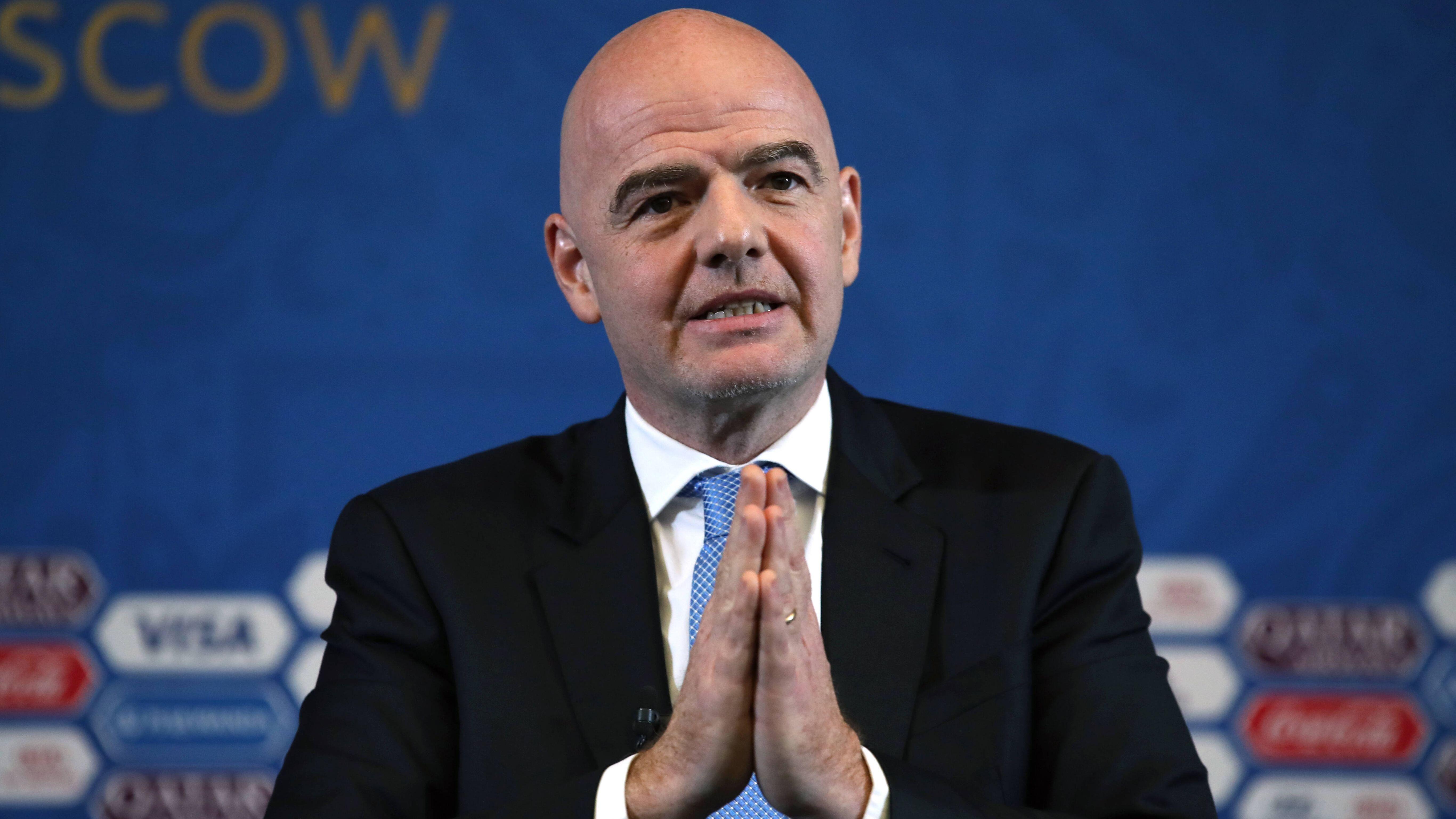 Erster Schritt getan: FIFA öffnet Tür für WM im Zweijahres-Rhythmus