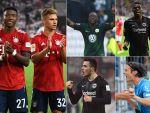 Die besten Außenverteidiger der Bundesliga