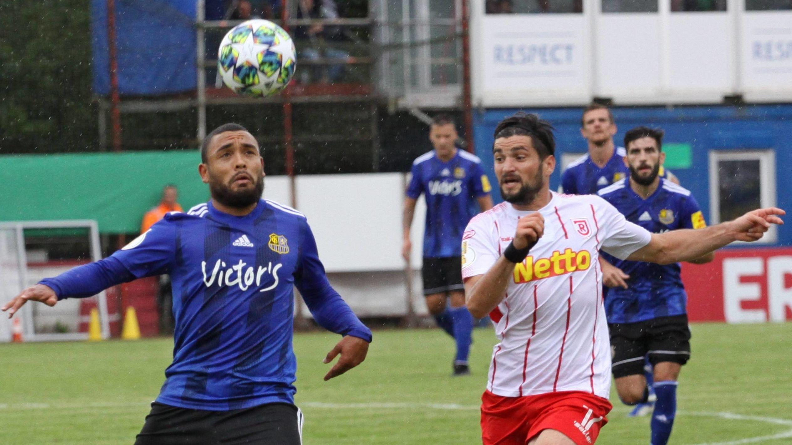 Spielanalyse | 1. FC Saarbrücken - Jahn Regensburg 3:2 | 1. Runde | DFB-Pokal 2019/20 - kicker