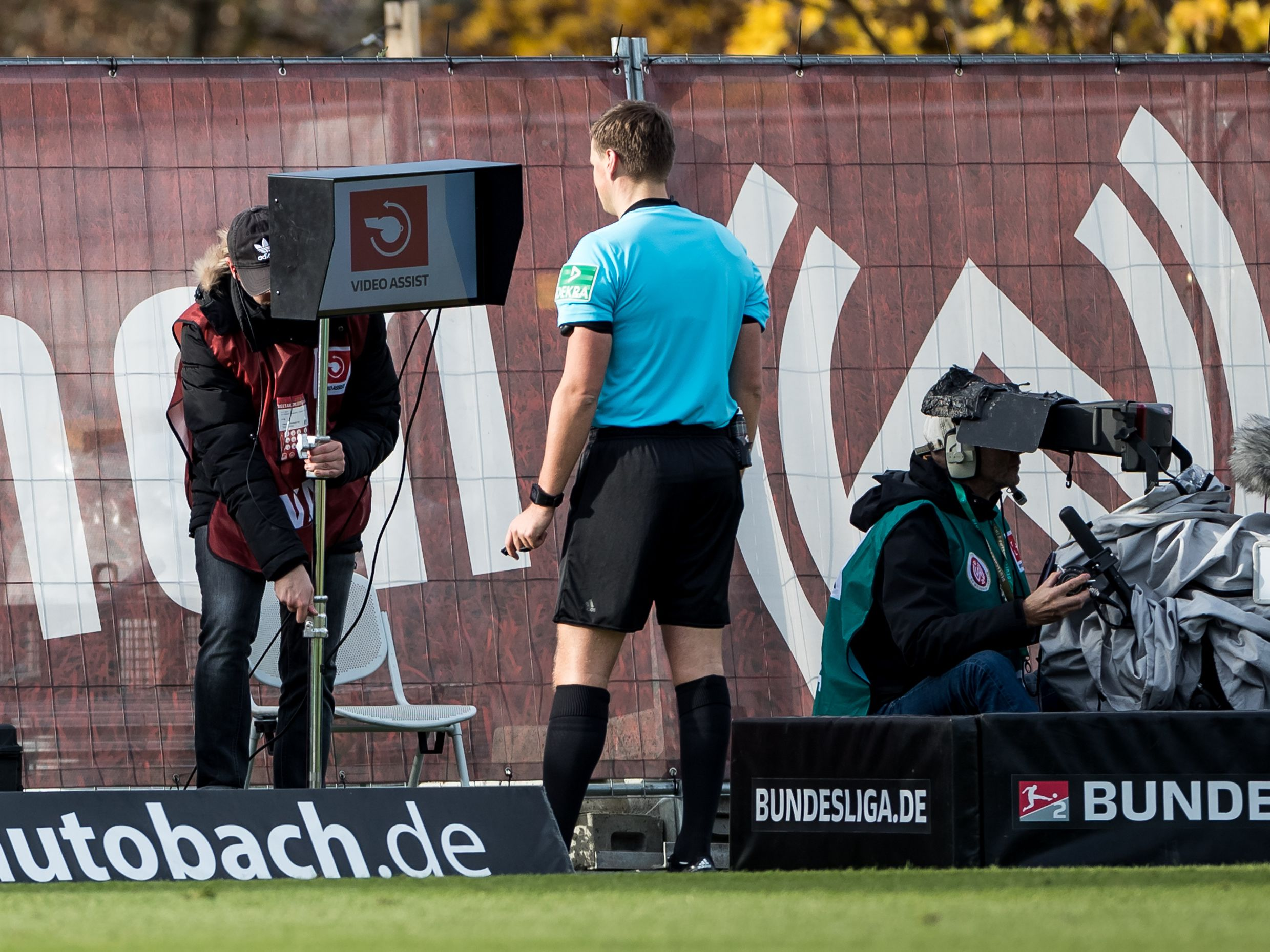 Schiedsrichter Thorben Siewer