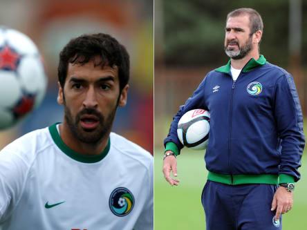 Raul, Eric Cantona