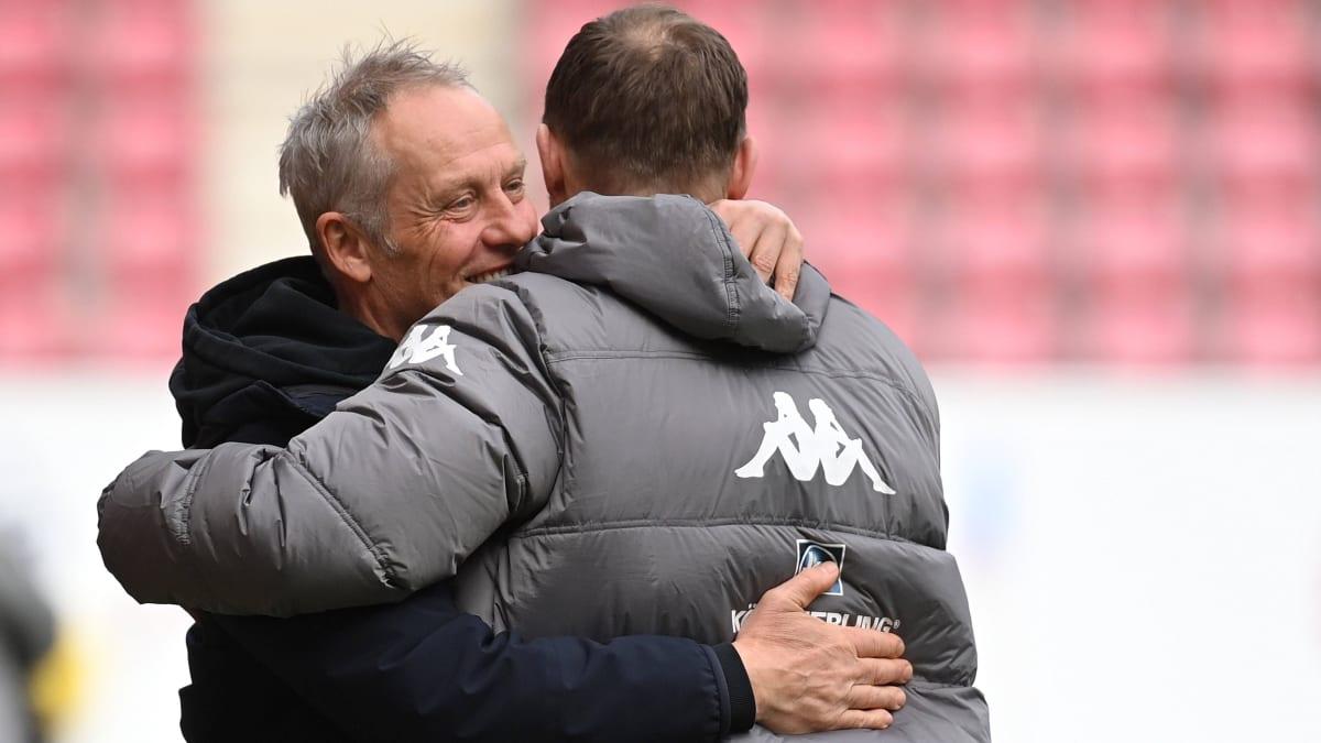 """Streich adelt Svensson: """"Mainz wird um den Europapokal mitspielen"""""""